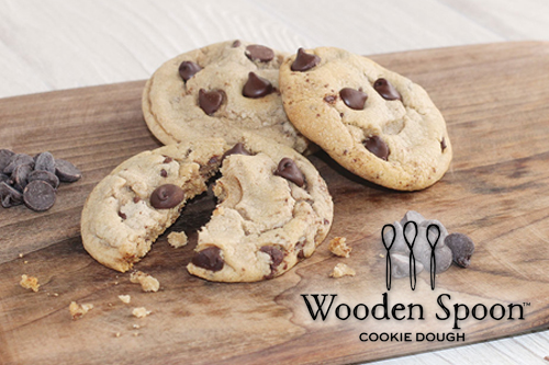 Classic Chocolate Chip Break-and-Bake Cookie Dough